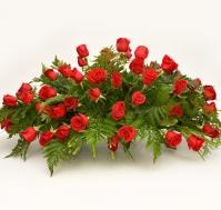 Centro completo de rosas