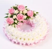 Corona de Flores Mujer