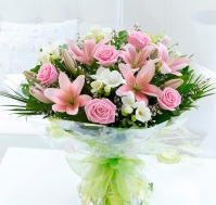 Ramo de Flores Exóticas
